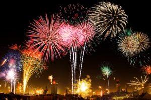 Eigenes geplantes Feuerwerk